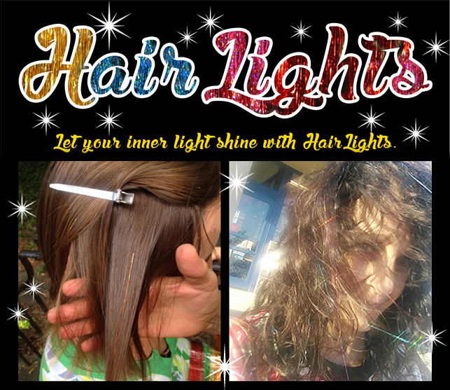 Hair Lights!